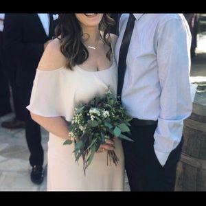 Show me your mumu Caitlin bridesmaids dress